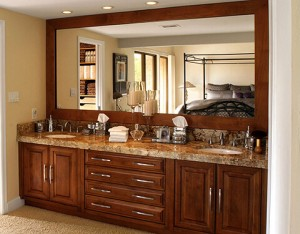 Custom Vanity Cabinets For Bathrooms