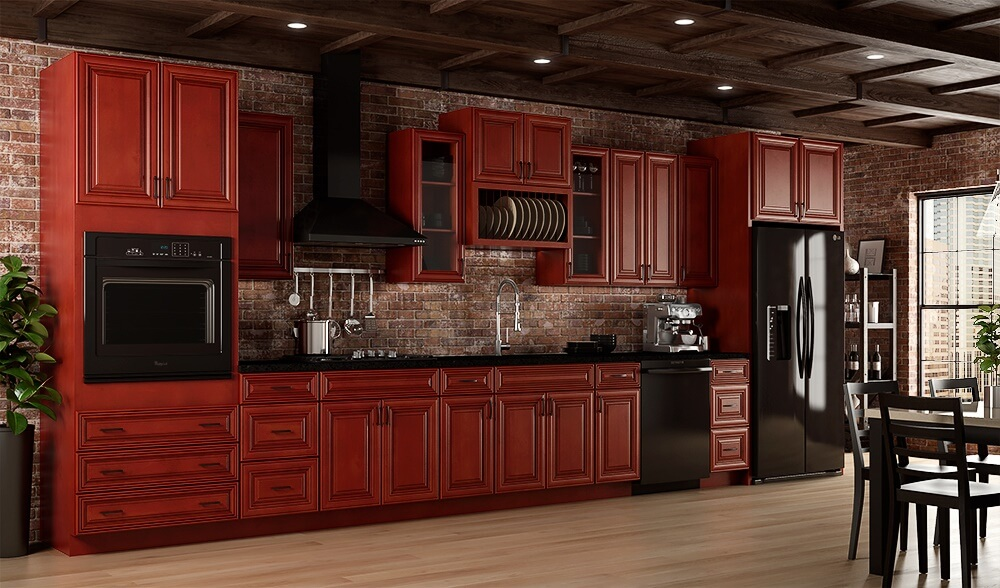 Kitchen cabinets granite countertops remodeling tampa fl - Kitchen cabinets brandon fl ...