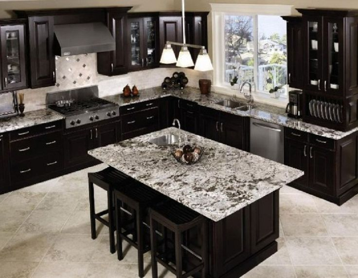 Kitchen Cabinets | Granite Countertops