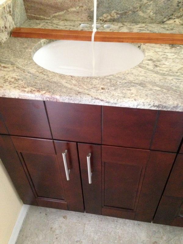 Bathroom cabinets tampa